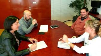 Els Ajuntaments de Vilanova, Montbui i Òdena es troben per valorar el fet de programar accions conjuntes