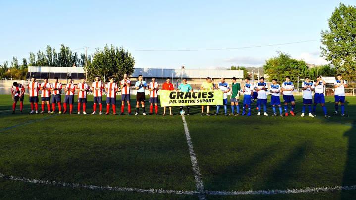 CF Vilanova - CE Anoia (2)