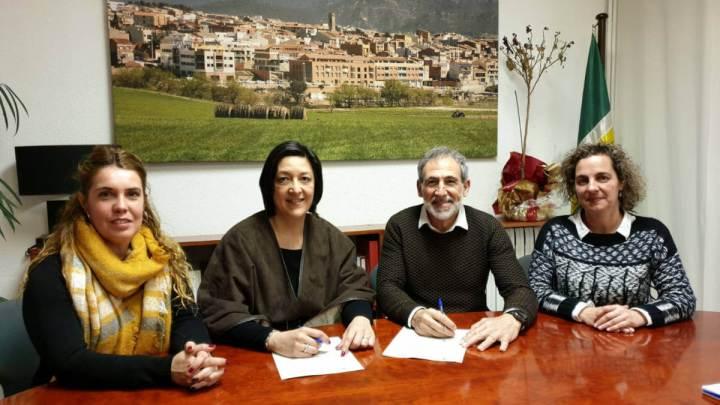 Signatura conveni amb PIMEC (2)