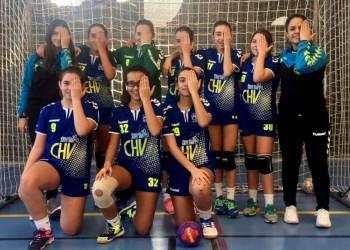 Club Handbol Vilanova feb 2020