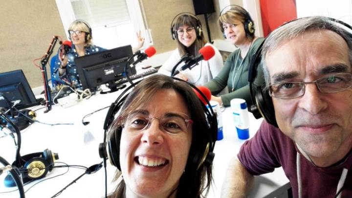 Dia mundial Radio amb Veronica Amezcua feb20