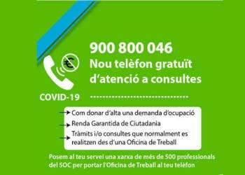 SOC telefons cartells