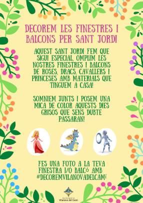 Sant Jordi cartells 1