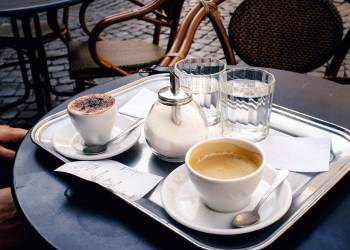 Terrases cafe bar