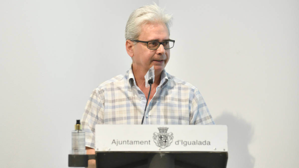 Mario Olmedo UGT