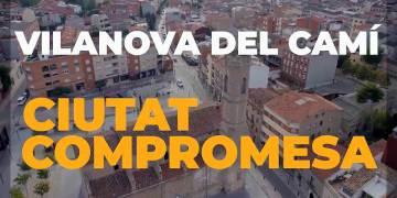 Vilanova ciutat compromesa logo