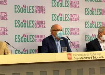 Roda premsa educacio mesures anti covid 2