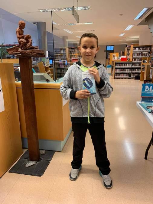 Marc Vallejo guanyador premiat biblioteca 2