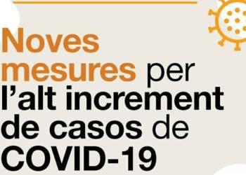 Noves mesures covid19-dest