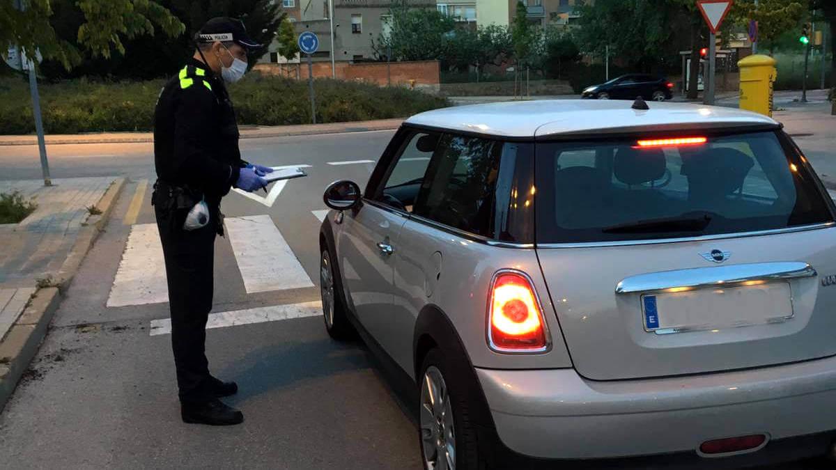 Controls policials 26abr20 2