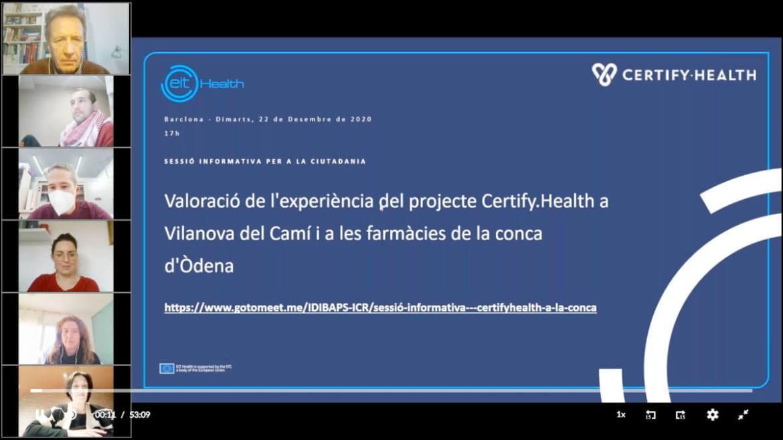 valoracio Certify
