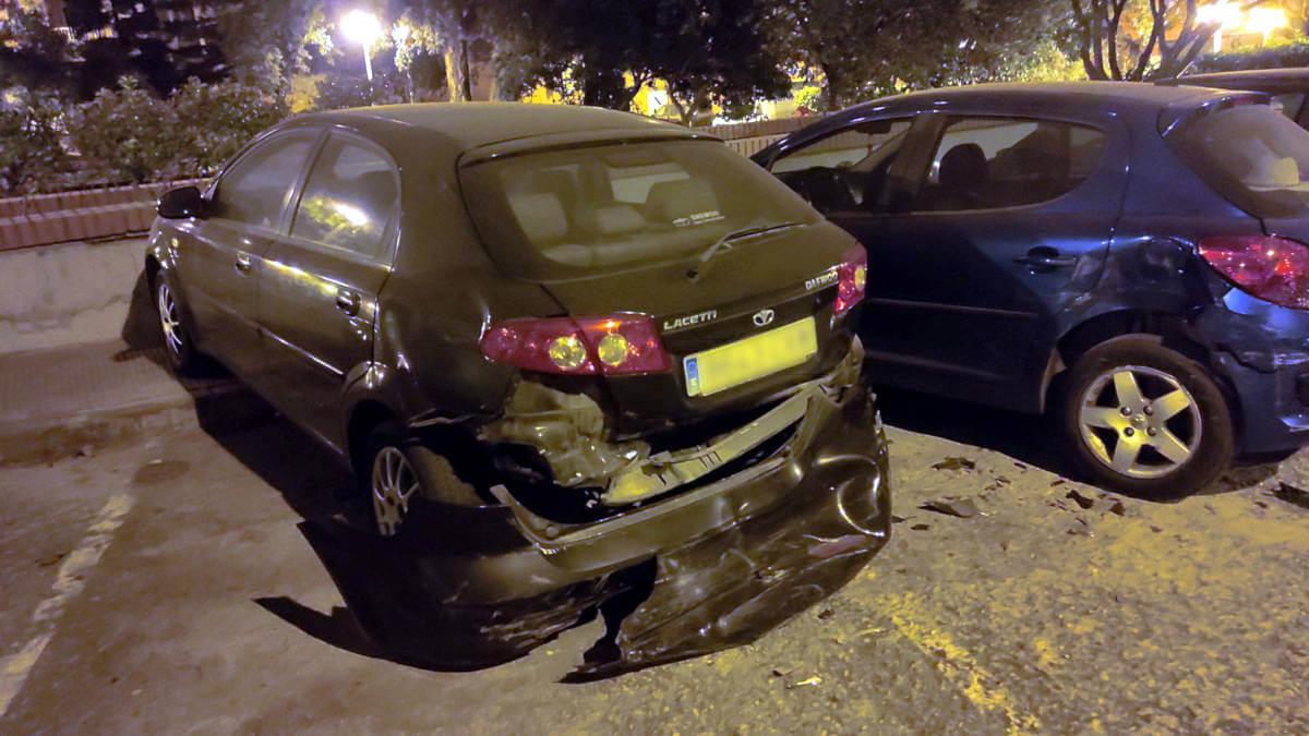 Accident pl vilarrubias 2-1