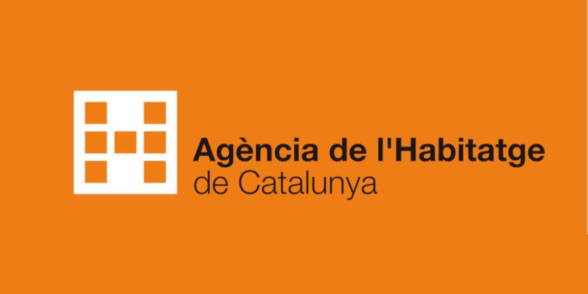 Agencia Habitatge de Catalunya logo oficial