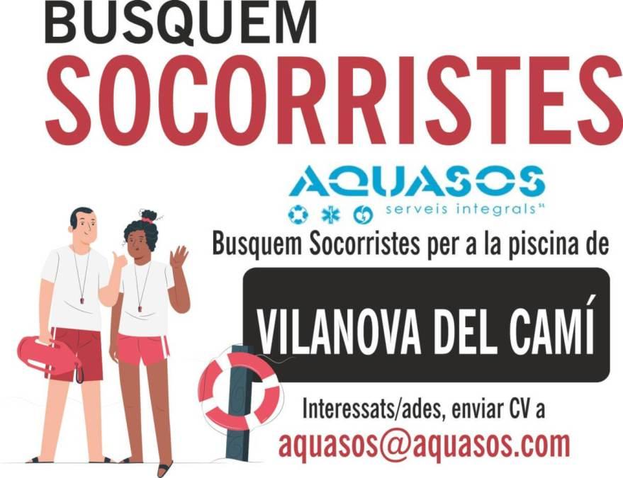 AQUASOS BUSCA SOCORRISTES