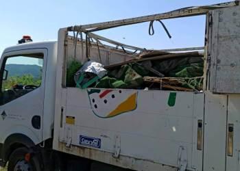Neteja a Vilanova del Cami Lets Clean Up maig 21 (4)