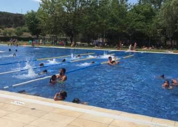 Activitats a la piscina Can Tito