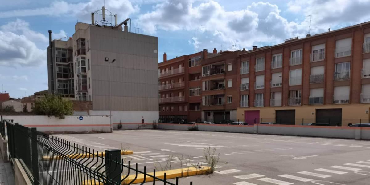 aparcament Mercadona V1 1