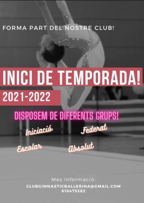 curs 2021-2022 ballerina