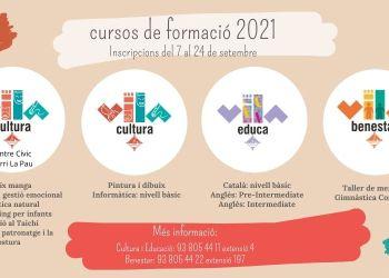 cursos formacio 2021