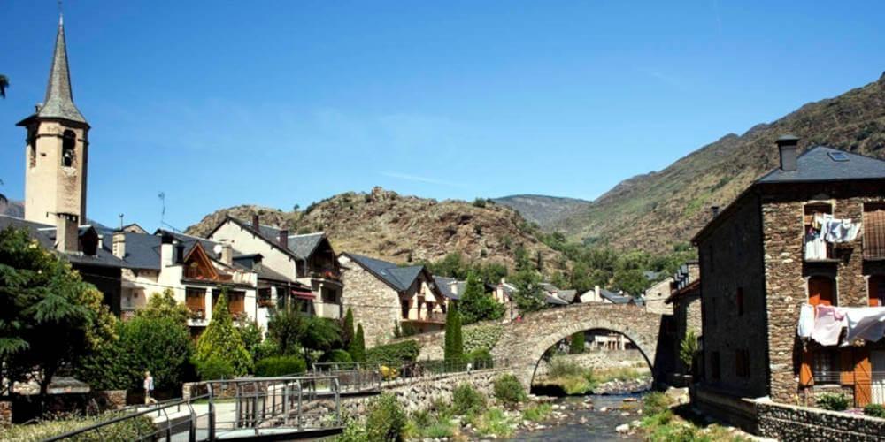 Reixeta Esterri d'Aneu al Pallars