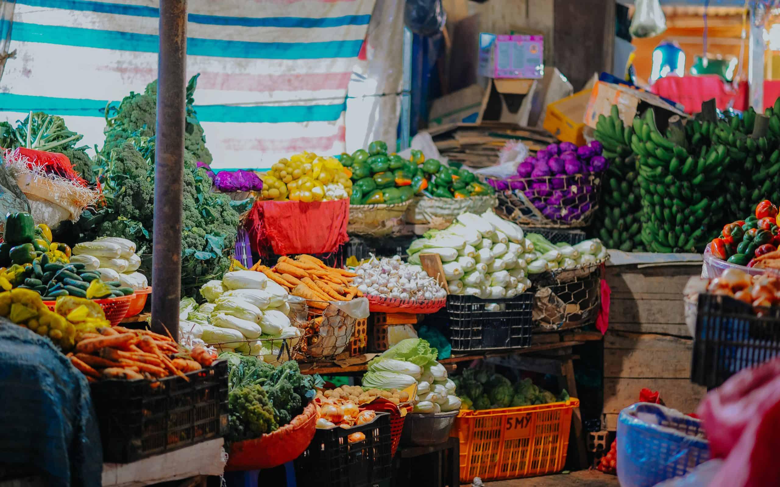 O mercado de orgânicos no Brasil e no Mundo