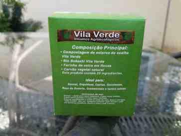 Adubação Agroecológica Vila Verde