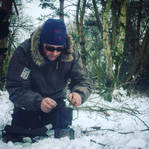 Homemade wax for outdoor clothing