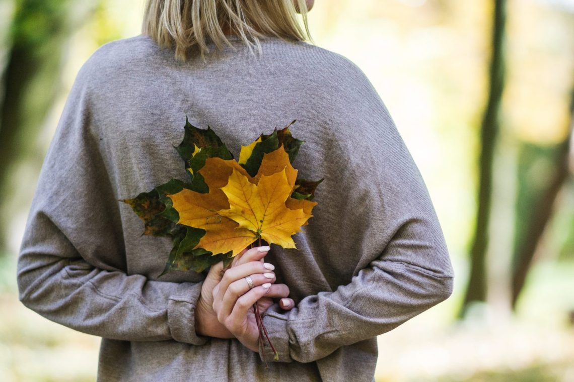Autumn and the renewal of the soul image