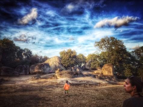 Ancient area Beglick Tash