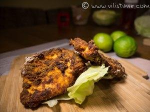 Апетитни пилешки филенца на фурна