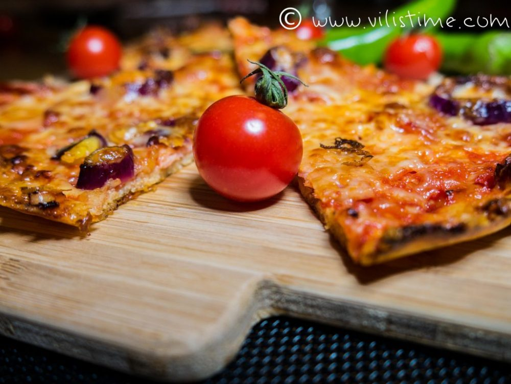 Много бърза и вкусна кето пица без брашно