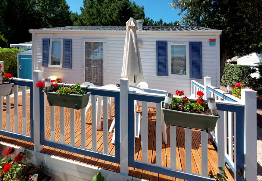 Annonces De Mobil Homes Acheter Au Camping Villa
