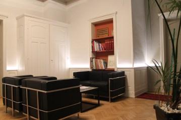 chambres hotes colmar villa elyane coin lecture bibliotheque