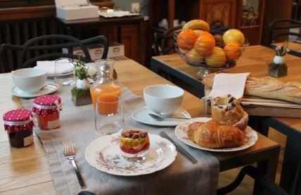 chambre d'hotes colmar petit dejeuner villa elyane