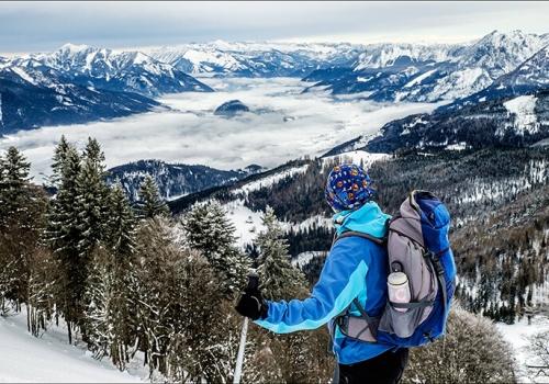 Bester Ausblick über den Wolfgangsee