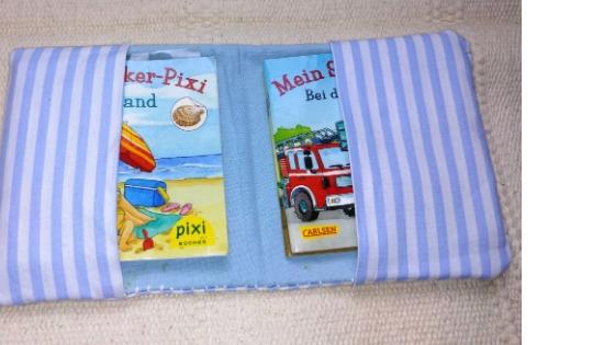 Pixi 1 - Nähen ohne Nähmaschine - Montessori Material DIY