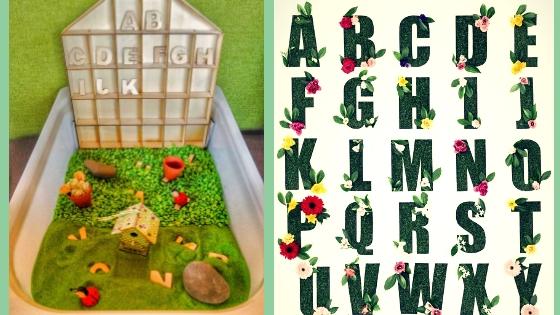 ABC1 - Sensory Bins und Sinneskisten - Spielen und Lernen