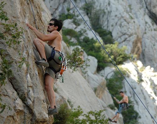 Meer & Klettern in Kroatien