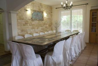 Large Dining Table - Villa-Mosaica
