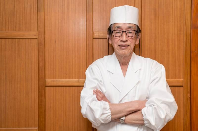 Bestes Sushi Freiburg mit Sushi Grossmeister Kusakabe
