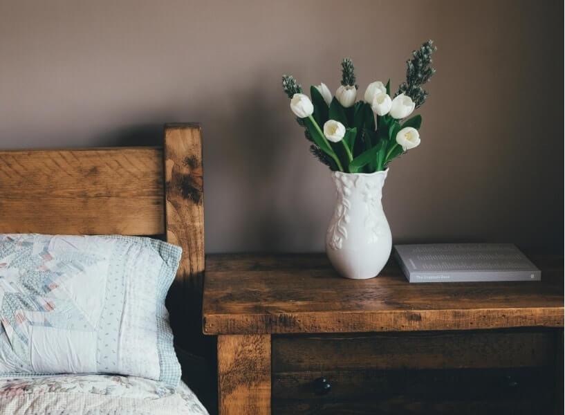 Villa-apollonia - Le camere con fiore