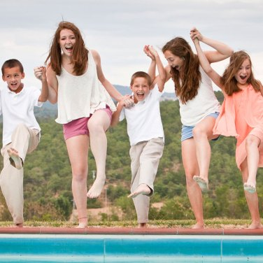 Family photo sessions in Umbria