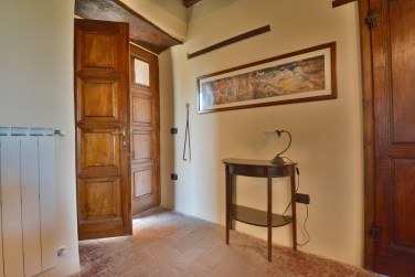 self-catering apartment in Umbria