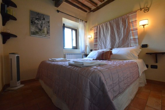 Bedroom in Apartment Ulivo