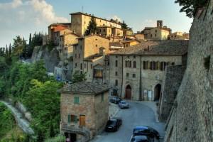 Visit Montone in Umbria