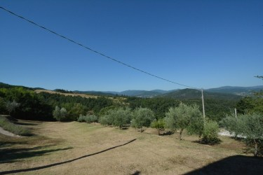 View over Umbria & Tuscany