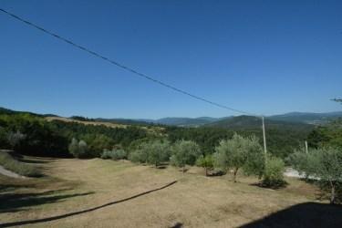 View over Umbria & Tuscany