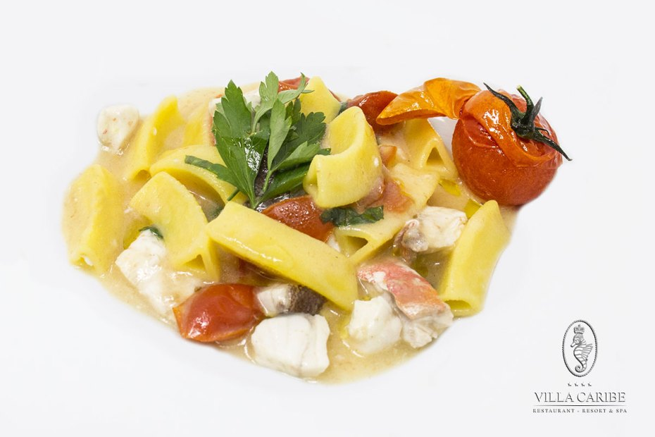 I Triangoloncelli di pasta fresca al ragout di Coccio Imperiale