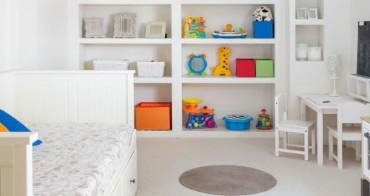 skandynawski pokój dla dzieci