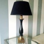 lampa stojąca styl retro